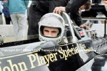 Tim Schenken Lotus 76 US GP 1974 Watkins Glen